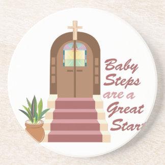 Baby Steps Coaster