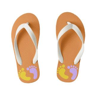 Baby Steps Kid's Flip Flops