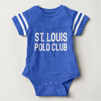 Baby STL Polo Onsie
