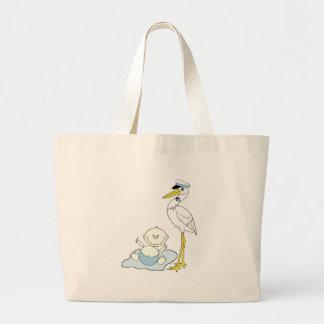 Baby Stork Bag