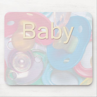 Baby Stuff Mouse Pad