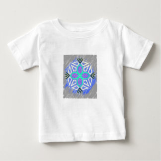 Baby T-shirt Abstract Design