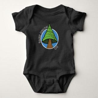 Baby T-shirt - Bane Union Tree Song