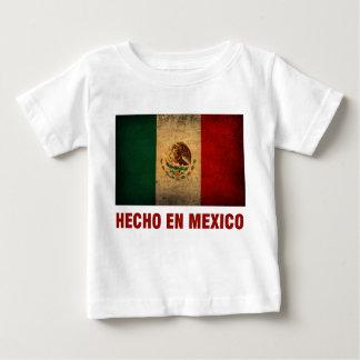 Baby T-Shirt - Hecho en Mexico Flag
