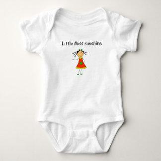 "Baby T-shirt ""Little measure sunshine """