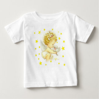 Baby T-Shirt with angels