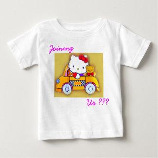 Baby T-Shirt with Teddy bear print.