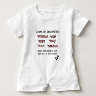 Baby Talks Infant wear Baby Romper