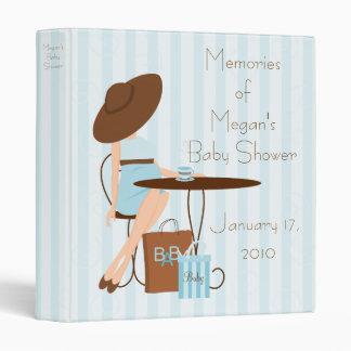 Baby Tea Vinyl Binders