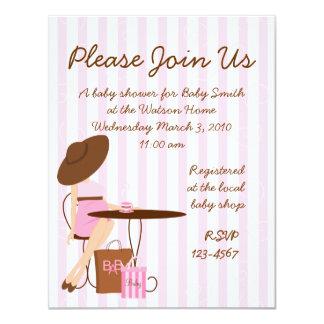 Baby Tea Invitation