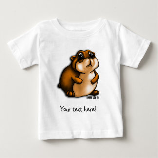 Baby Tee - Henry Hampster