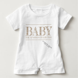 BABY The LF Gold Collection Baby Romper