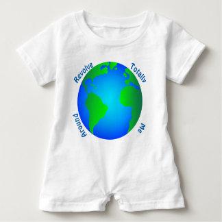 Baby The World Revolves Around Me Romper