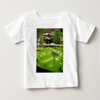Baby Toad in Pond Baby T-Shirt