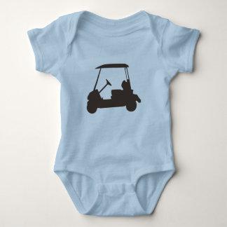 Baby & Toddler Design GOLF CART Baby Bodysuit