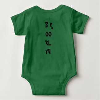 Baby Toddler T Shirt Brooklyn The Motherland