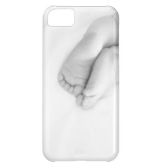 baby toes iPhone case