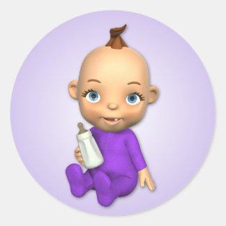 Baby Toon Sticker