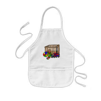 baby toys playpen kids apron