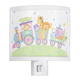 Baby Train Night Light
