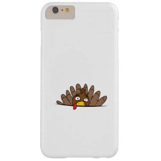 Baby Turkey Thanksgiving Maternity Shirt Barely There iPhone 6 Plus Case