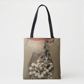 Baby Turtle Eggs Hatching Tote Bag