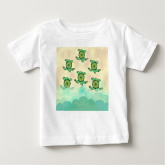 Baby Turtles Baby T-Shirt