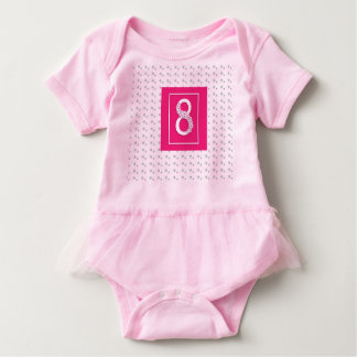 Baby Tutu Body suit Baby Bodysuit