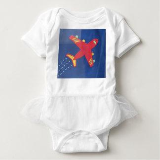 Baby Tutu Bodysuit Aeroplane Aircraft Travel