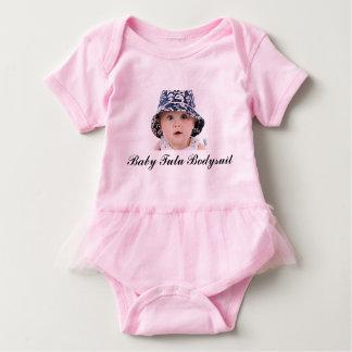 Baby Tutu Bodysuit Image