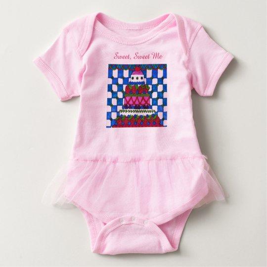 Baby TuTu Bodysuit Sweet Me