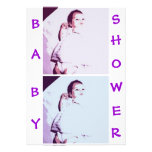 Baby Twins Shower Invites
