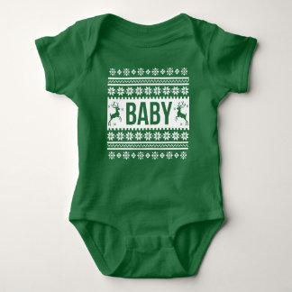 Baby Ugly Christmas Sweater Kids