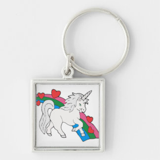 Baby Unicorn Keychain