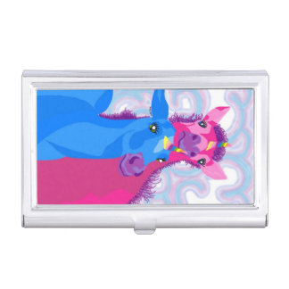 Baby Unicorns Card Holder
