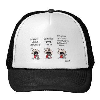 Baby Volunteer.png Trucker Hat