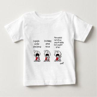 Baby Volunteer.png Tshirts