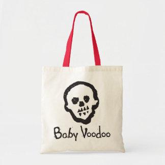 Baby voodoo Mama Papa Magic Tote Bags
