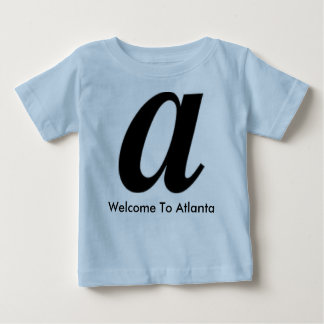 Baby Welcome To Atlanta Tee