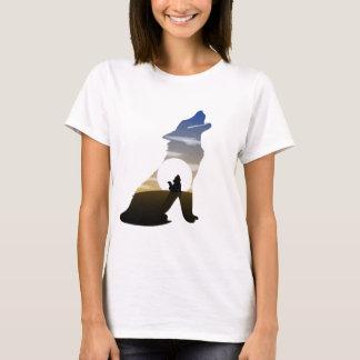 Baby wolf moon T-Shirt