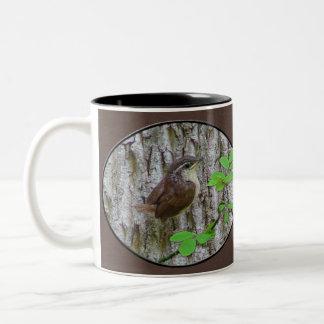 Baby Wren Mug