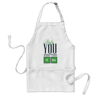 baby you are the one standard apron