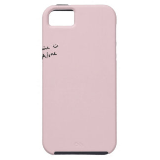 Baby you're not alone - iPhone 5 case