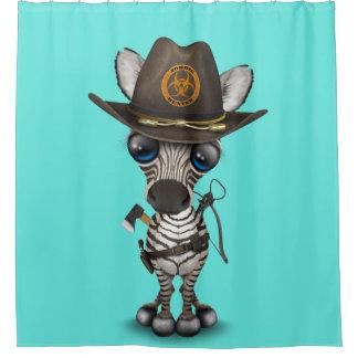 Baby Zebra Zombie Hunter