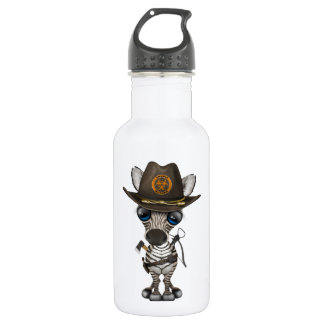 Baby Zebra Zombie Hunter 532 Ml Water Bottle