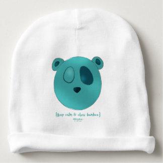 Babybeanie Pooch the panda Baby Beanie