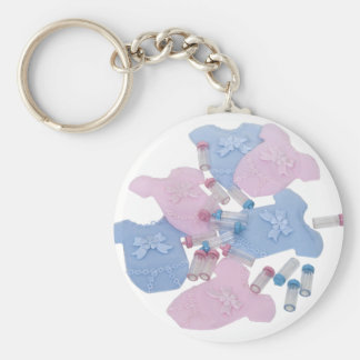 BabyClothes061509 Key Chain
