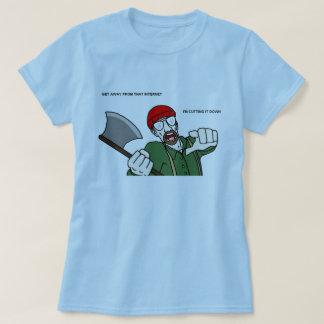 Babydoll Lumberjack Shirt