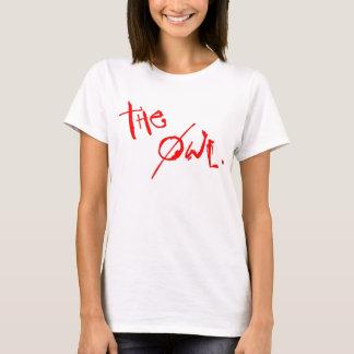 babydoll owl T-Shirt