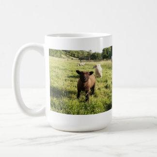 Babydoll Sheep Coffee Mug